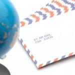 短期滞在ビザの書類を海外へ送る方法 – 海外へ書類を発送する