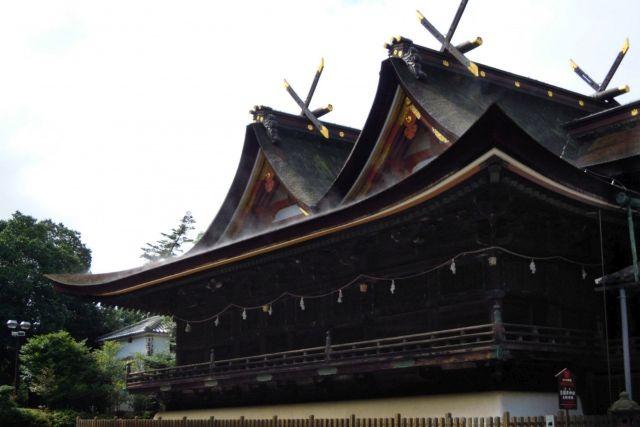 岡山/吉備津神社