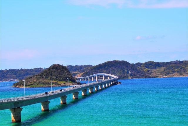 山口/角島大橋