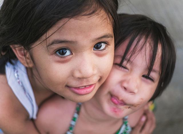 フィリピン人の子供の観光ビザが取得出来ました!