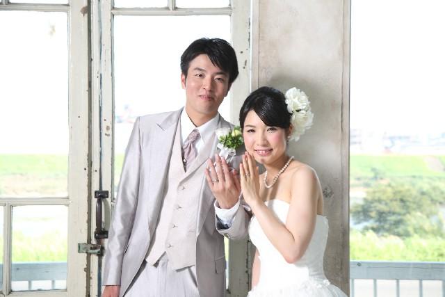 日本で結婚手続き&結婚式をする事が出来ました!